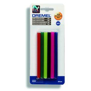 Dremel Multipurpose Glue Sticks Colour 7mm (GG05)