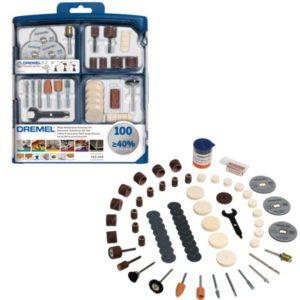 Dremel 100 pieces Multipurpose Accessory Set (723)