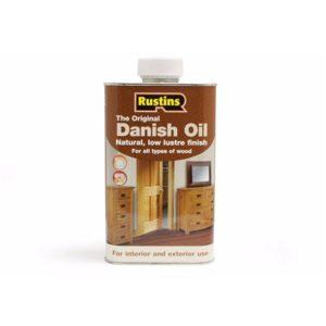 Rustins Original Danish Oil