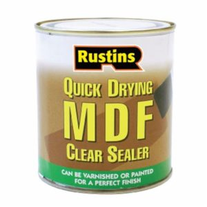 Rustins Quick Dry MDF Sealer