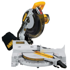 DeWalt DW713-B5 Compound Mitre Saw
