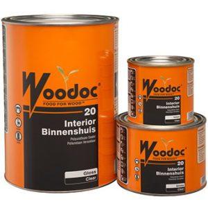 Woodoc 20 Clear Gloss Indoor Polyurethane Sealer
