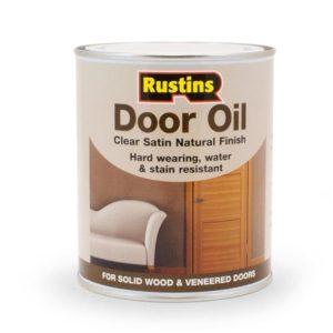 Rustins Door Oil