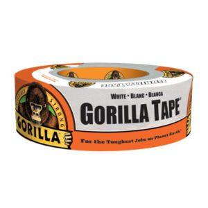 Gorilla Duct Tape White