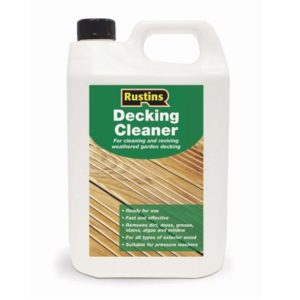 Rustins Decking Cleaner