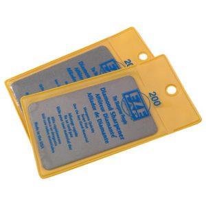 Eze-Lap Credit Card Stones 50mm x 83mm