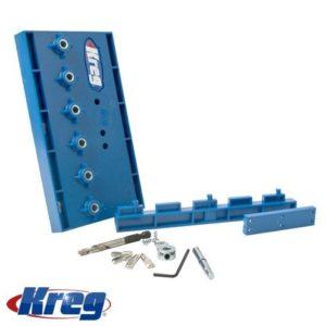 Kreg Shelf Pin Jig with 5mm Drill Bit