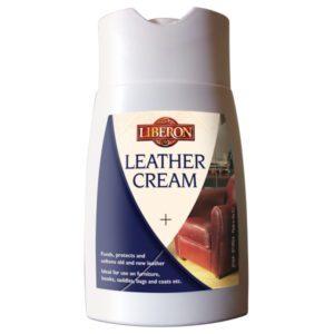 Liberon Leather Cream 150ml