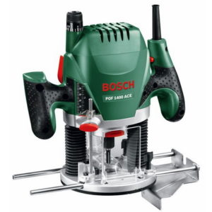 Bosch DIY (Green) POF 1400 ACE  Plunge Router