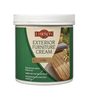 Liberon Exterior Furniture Cream