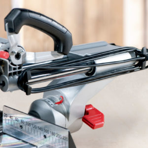 Metabo KGS 216 M Mitre Saw with Sliding Function