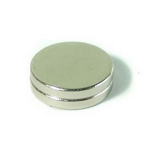 Rare Earth Magnet 24.5mm OD x 3mm Thick – 6 Pieces