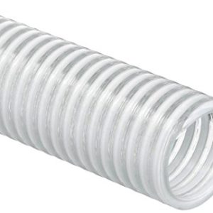 Clear PVC 4″ Dust Collection Hose