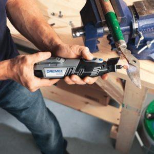 Dremel 8220-1/5 12V Cordless Multi-Tool