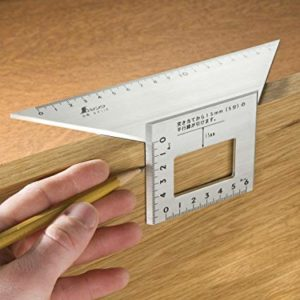 Shinwa Mitre Rule 3D 45°