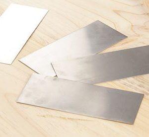 Cabinet Scraper Set 4 Piece