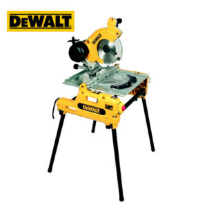 DeWalt DW743N-QS Flip Over Saw