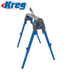 Kreg Track Horse with Automax Bench Camp