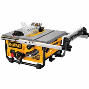 DeWalt DW745-QS Table Saw