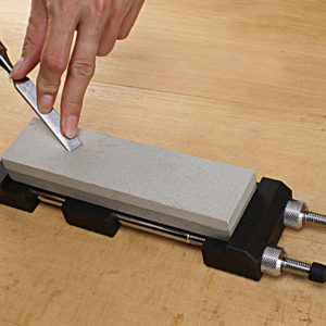 Sharpening Stone Holder