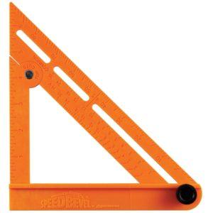 Swanson 7 Inch Speed Bevel Folding Speed Square