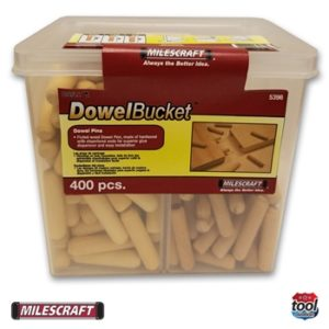 Dowel Bucket Metric