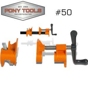 Pony Clamp 3/4