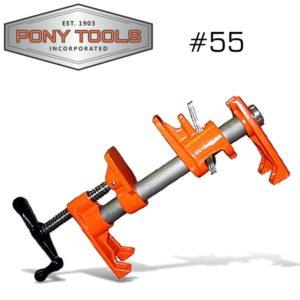 Pony Pro 3/4 Pipe Clamp Fixture