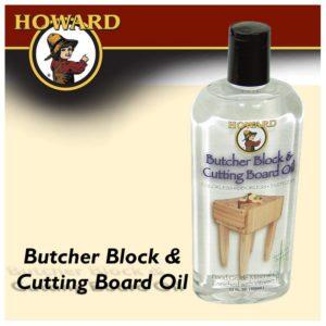 Howard Butcher Block & Cutting Board Oil