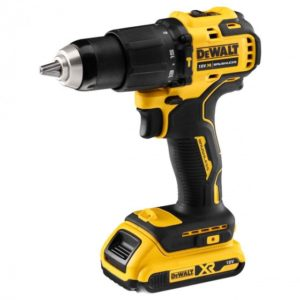 DeWalt Atomic DCD709L2T 18V Drill Driver 2 x 3Ah Batteries