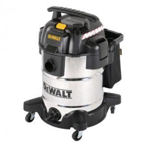 DeWalt DXV387SPTA Vacuum Cleaner Wet / Dry 38 L Stainless Steel