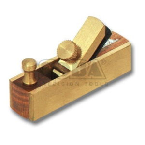 Hobby Brass Plane 3/75mm Block