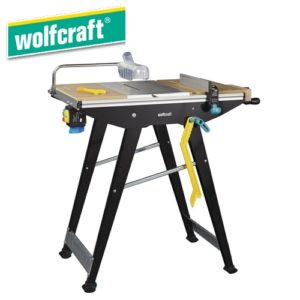 Wolfcraft Master Cut Machine Table 1500