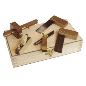 Miniature Woodworking Kit 5Pcs