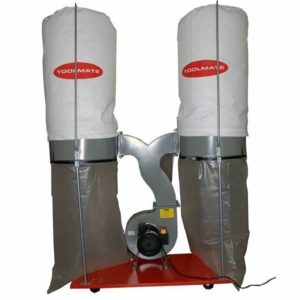 Toolmate FM300S Dual Bag Dust Extractor