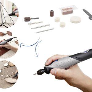 2050 Dremel Stylo + Craft Tool (10 Pc)