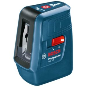 Bosch GLL 3 X Self Leveling line Laser 15m