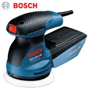Bosch GEX 125-1 AE Random Orbital Sander 250W 125mm