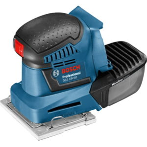 Bosch GSS 18V-10 Orbital Sander Cordless (Tool Only – Batteries & Charger not included)